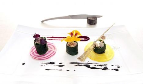 La recette du chef aveyronnais : Quinoa Fario, betteraves plurielles   L'info tourisme en Aveyron   Scoop.it