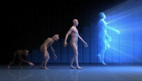 La machine acceptera-t-elle de descendre du singe | Le pouvoir du transhumanisme | Scoop.it