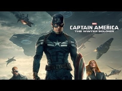 Marvel's Captain America: The Winter Soldier - Trailer 2 (OFFICIAL) | Work From Home | Scoop.it