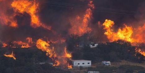 En trente ans, le réchauffement climatique adoublé les feux de forêt aux Etats-Unis | 2050 | Scoop.it