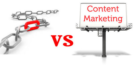 Link Building vs Content Marketing: Which will serve SEO's better? - Web Design Talks | Search Engine Optimization | Scoop.it