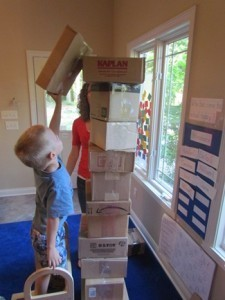 All you need is a box | Teach Preschool | Scoop.it