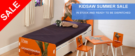Kidsloft - Children's Beds, Bunk Beds, Theme Beds, Bedding, Mattresses, Furniture and Nursery. | Kids Furniture and Nursery | Scoop.it