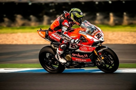 Bayliss repeats tweaks to find Ducati gains | Ductalk Ducati News | Scoop.it