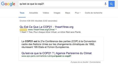 Attention, les « Featured Snippets » arrivent sur Google France et ça pourrait bien changer la donne SEO ! - Actualité Abondance | E-commerce et E-marketing | Scoop.it