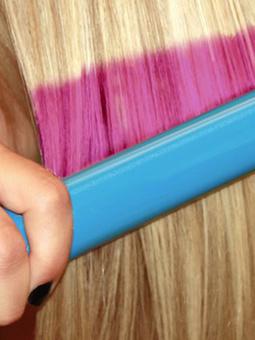 Cheveux : et si c'était ça, la coloration du futur ? | santé, alimentation, cosmétique, beauté, innovation | Scoop.it
