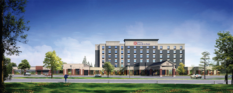 Ground Breaks on Hilton Garden Inn Winnipeg South | ChrisD.ca | Winnipeg Market Update | Scoop.it