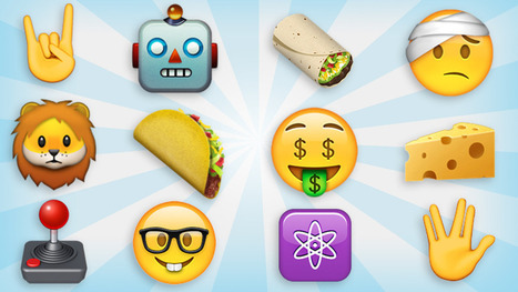 Why 2015 was the year of emoji | Emojis et stickers : lingua franca de nos écrans ? | Scoop.it