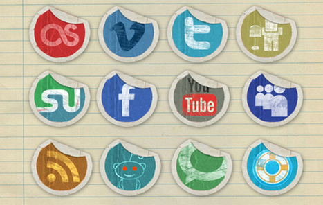 20+ Icon sets for designers | web3mantra | photoshop ressources | Scoop.it