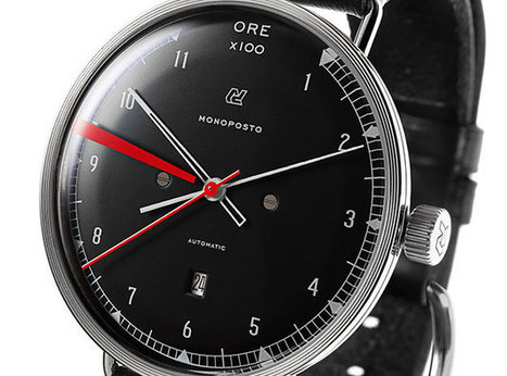 Autodromo Monoposto watches put vintage tachometers on your wrist | Watches, timepieces, and other jewelry | Scoop.it