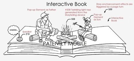 Google patent maakt gedrukt boek interactief | BlokBoek e-zine | Scoop.it