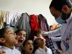 Europe at risk of polio outbreak as refugees flee Syria - Express.co.uk | Assignment #3 | Scoop.it