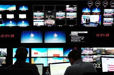 Al-Jezira America,  antenne à tâtons | DocPresseESJ | Scoop.it