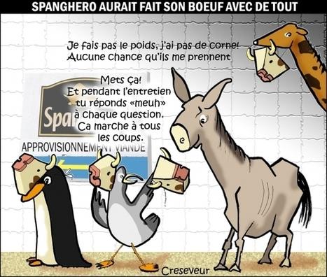 Spanghero recrute   Baie d'humour   Scoop.it