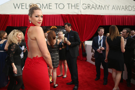 56th Grammy Awards Red Carpet - Moves Like Jäger - Blogger | EDUBB | Scoop.it