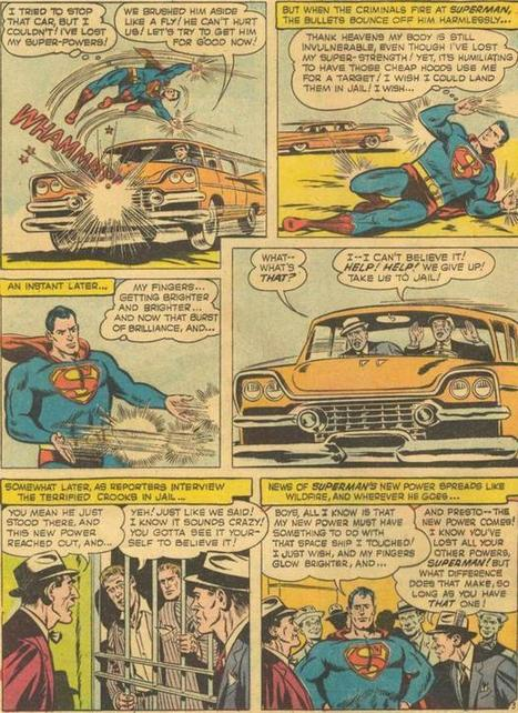 I Love Ya But You're Strange – That Time Superman Gained the Ability to Shoot a Mini-Superman Out of His Hands | Comics Should Be Good! @ Comic Book Resources | Anything and nothing, especially nothing ... | Scoop.it