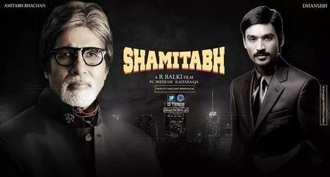 Shamitabh Movie Review - A Perfect Tribute To The Megastar's Baritone Voice | Entertainment | Scoop.it