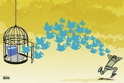 La liberté d'expression sur Twitter, jusqu'où ?   La-Croix.com   Le Droit des NTIC   Scoop.it