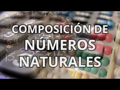 Composición de Números Naturales. - Aprende de Matemáticas en ... | Matemática nivel secundario | Scoop.it