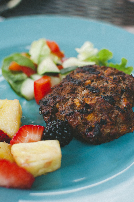 Grilled Sweet Potato and Beef Burger Patties  - Paleo | The Man With The Golden Tongs Goes All Out On Health | Scoop.it