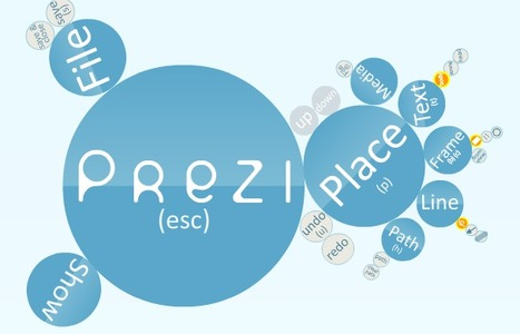 Prezi : tutoriel et guide d'utilisation | Time to Learn | Scoop.it