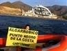 ACCIÓN/ 100 activistas pintan un punto negro de 8.000 m2 en El Algarrobico | Medio ambiente y energia | Scoop.it