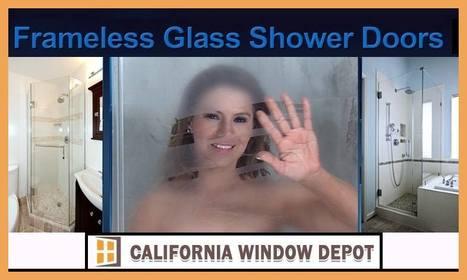 Frameless & Sliding Glass Shower Doors | Windows & Doors Installation & Replacement Company in Los Angeles | Scoop.it