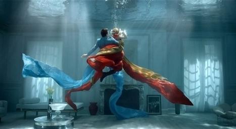 Les ballets aquatiques de Kusmi Tea   Agro, resto & co   Scoop.it