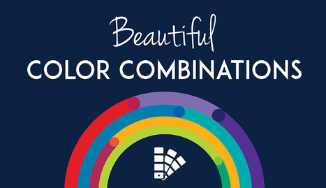 50 Beautiful Color Combinations (And How to Apply Them to Your Designs) | On education | Scoop.it