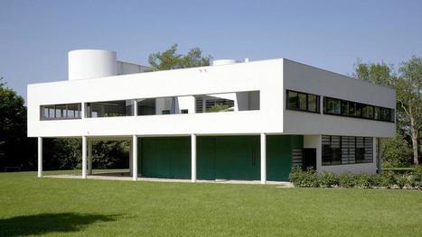 Le Corbusier en cinq œuvres majeures | Géographie : les dernières nouvelles de la toile. | Scoop.it