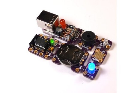 Tacuino: a low-cost, Arduino-compatible kit by Makersbox | Open Source Hardware News | Scoop.it