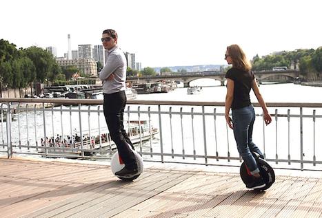 Un monocycle électrique « Faites le plein d'avenir - Le webzine des Energies Renouvelables | Mygreenbooking , Partners in Sustainability ! | Scoop.it