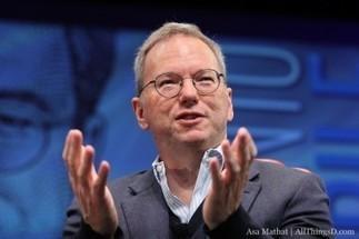 Eric Schmidt, CEO de Google, annonce 1 milliard de smartphone Android dans 6 mois | Google, un modèle d'entreprise à suivre ? | Scoop.it