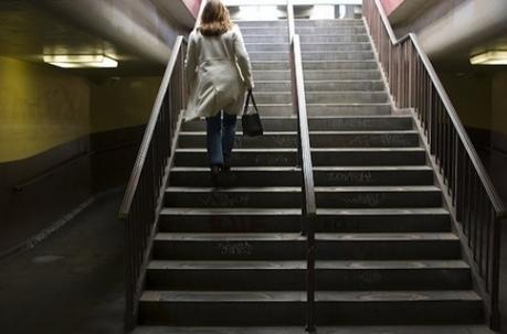 Cerveau : études et escaliers freinent le vieillissement   Gerontechnologie   Scoop.it