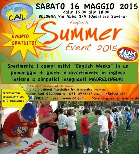 summer-event.png (543x602 pixels) | Teaching language through music | Scoop.it