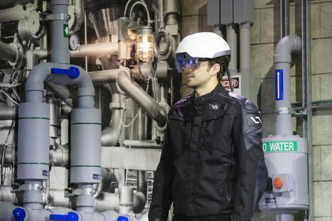 Heads-on with a smart helmet that's named after a delicious drink | VR & AR News - Usages professionels | Scoop.it