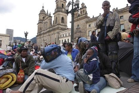 LA UNO DICE QUE EL 12% DE LOS COLOMBIANOS SON DESPLAZADOS | la mochila | Scoop.it
