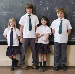 Conform to the Uniform? | The Piper | Pros and Cons of Wearing Uniforms In Schools | Scoop.it