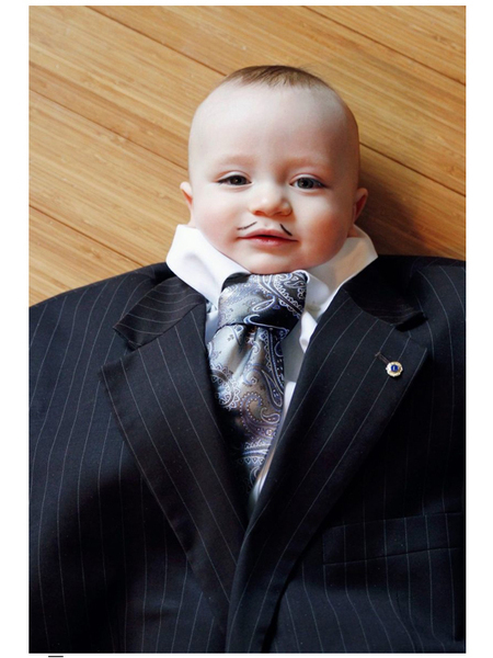 "Le ""Baby Suiting"", ou l'art de mettre en costume son bébé ! - My Babymoov 
