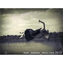 L'envolée - Alu - mon-tableau-deco.com | Photographie | Scoop.it