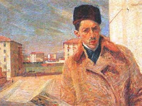 Un secolo senza Boccioni, biografia e mostra per il centenario della morte | Circolo d'Arti | Scoop.it