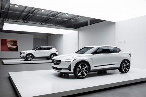 Volvo Concept 40 (40.1 et 40.2) : une nouvelle ère - French Driver   Volvo Concept   Scoop.it