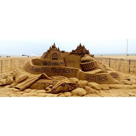 Best Ocean City Pyramid Pictures, and The Winners Are | Ocean City Cool Pix Challenges | Scoop.it