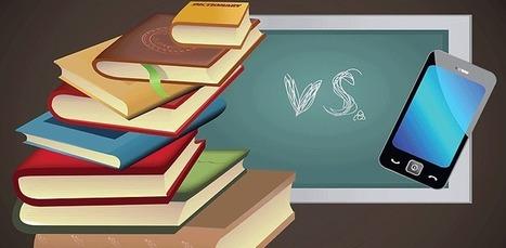 Los celulares sacan ventaja respecto de las netbooks para usos pedagógicos en las escuelas, según informe | Educacion, ecologia y TIC | Scoop.it