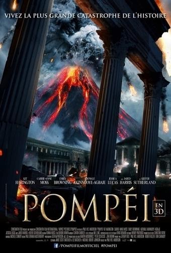 ¿Quién se alzará? ¿Quién caerá? ¿Quién escapará? Tráiler español de 'Pompeya' - El Séptimo Arte | Mundo Clásico | Scoop.it