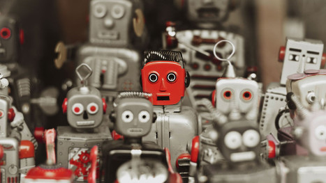 We Marketers Aren't As Automated As We Think | Marketing Technology & Tools | Scoop.it