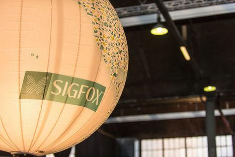Sigfox va déployer son réseau 'internet of things' dans toute la Belgique | A bit of everything... | Scoop.it