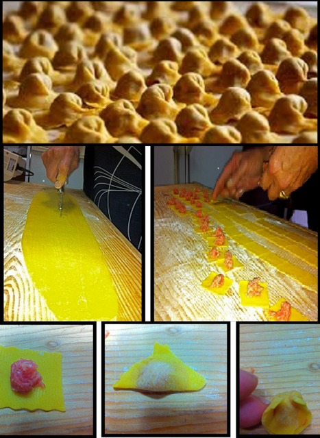 How to make Cappelletti | Le Marche and Food | Scoop.it