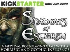 Les Ombres d'Esteren en anglais sur Kickstarter et dans les bacs cet été | Jeux de Rôle | Scoop.it