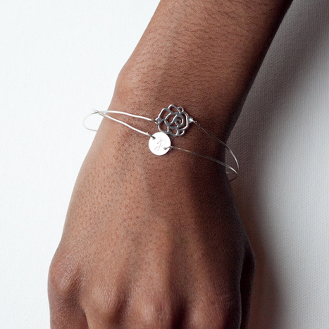 4 Things your Everyday Jewelry should be | Layered Necklaces & Silver Bangle Bracelets | Scoop.it